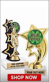 Irish Feis Trophies
