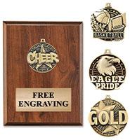Medallion Plaques