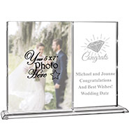 Engravable Photo Crystal