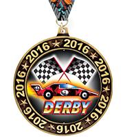"""2 3/4"""" 2016 Perimeter Medals"""