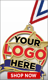 Clogging Custom Medals