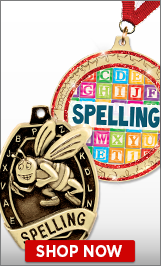 Spelling Medals
