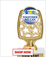 Together We Can Trophies