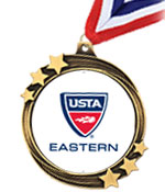 USTA Eastern Shooting Star Medal