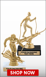 Skiing Trophies