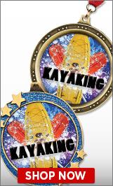 Kayaking Medals
