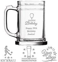 Bier Beer Mug 16oz