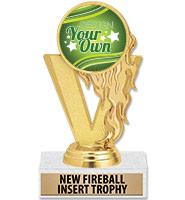 Fireball Insert Trophy