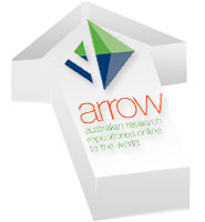Arrow Acrylic Embedment