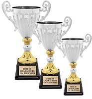 Accolade Metal Cup Trophies