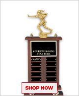Flag Football Trophy