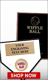 Wiffle Ball Plaques