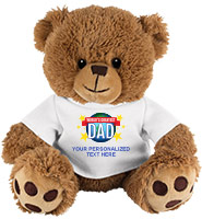 World's Greatest Dad Bear