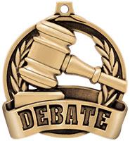 """2"""" Debate Medal"""