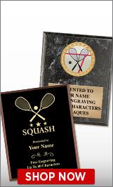 Squash Plaques