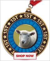 Sheep Medals