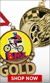 BMX Medals