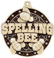 """2"""" Spelling Bee Medals"""