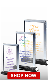 Dedication Awards