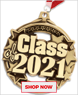 Class Of 2021 Medals