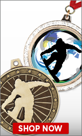 Snowboard Medals