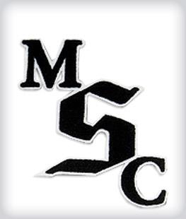 Custom Specially Designed Chenille Letter