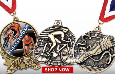 Duathlon Medals