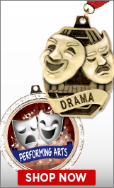 Performing Arts Medals