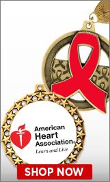 American Heart Association Medals