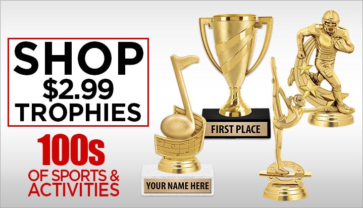 Trophies | Crown Awards