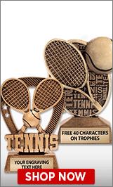 Tennis Sculptures