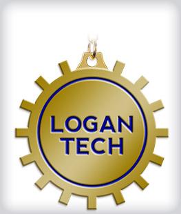 Custom Logo Corporate Key Chain