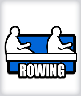Custom Rubber Rowing Pins