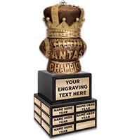 Fantasy Football King Perpetual Trophy