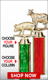 State Fair Column Trophies
