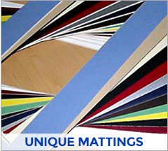 Unique Mattings