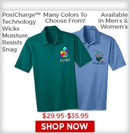 Polo Performance Shirts