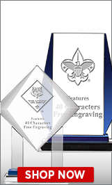 Boy Scouts™ Crystals