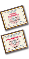 Certificate Plaques