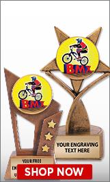 BMX Sculptures