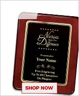 Nursing Awards Plaque