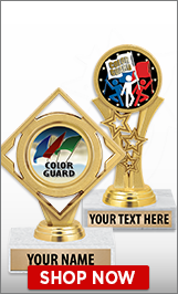 Color Guard Trophies