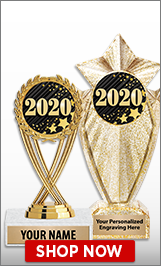 New Year Trophies