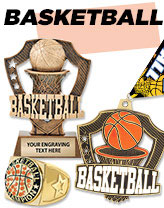 Basketball Trophies