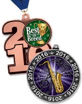 2016 Medals