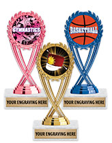 Olympia Insert Trophies